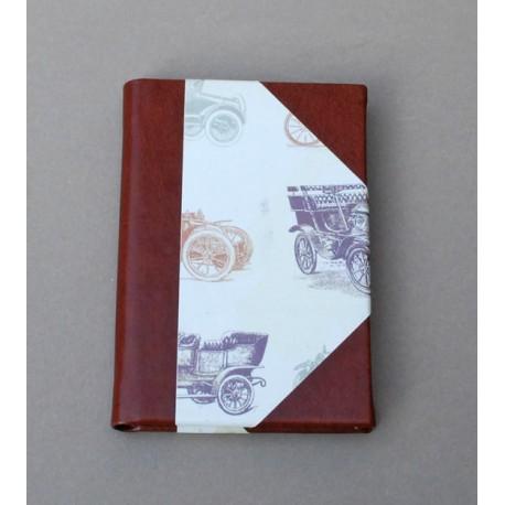 Rubrica tascabile 6,8x10,5 - Automobili