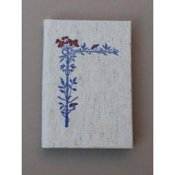 Rubrica tascabile 6,8x10,5 - Fregio 35
